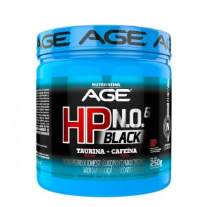 HP BLACK NO6 250GR