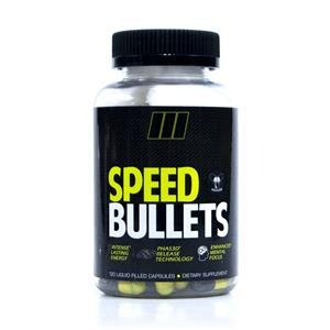 SPEED BULLETS 120 CAPS