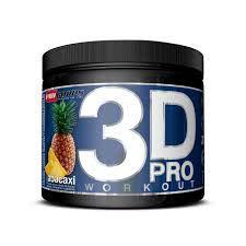 3D PRO WORKOUT 200G