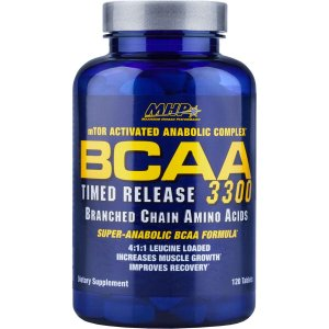 BCAA TIME RELESE 3300 120 TABS