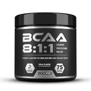 BCAA 8:1:1 BLACK 300G NATURAL XCORE