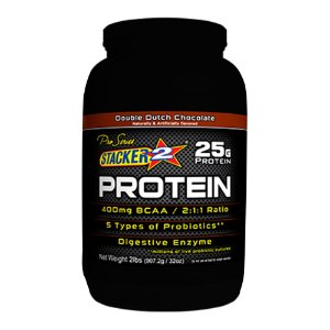 WHEY PROTEIN 2LBS STACKER2