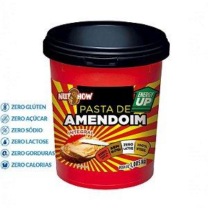 PASTA DE AMENDOIM TRADICIONAL 1,005KG NUTSHOW