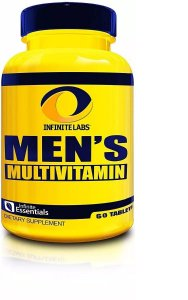 MEN'S MULTIVITAMIN 120 CAPS