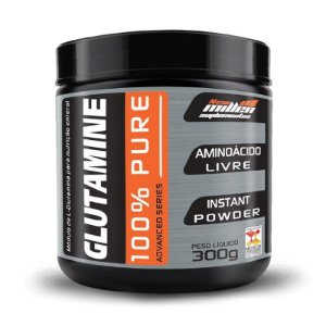GLUTAMINE 100% PURE 300G NEW MILLEN