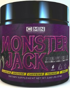 MONSTER JACK 30 SERVINGS UVA