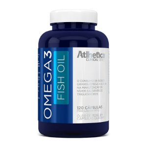 OMEGA 3 FISH OIL 120 CAPS