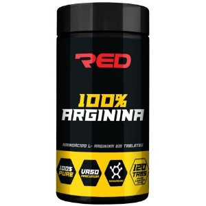 ARGININA 100% 120 TABS RED SERIES