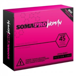 SOMA PRO WOMAN 45 CAPS