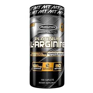 PLATINUM 100% L-ARGININE 100 TABS
