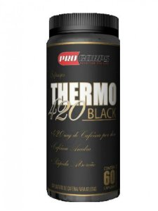 THERMO 420 BLACK 60 CAPS
