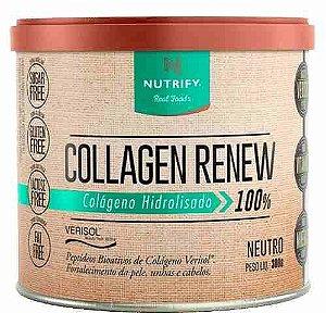 COLLAGEN RENEW 300G LARANJA