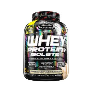 WHEY ISOLATE PLUS HYDROLYZED 6LBS