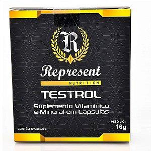 TESTROL 30 CAPS REPRESENT NUTRITION