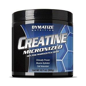 CREATINE MICRONIZED 300GR DYMATIZE