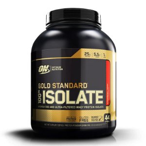 WHEY GOLD 100% ISOLATE