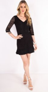 Vestido Kate Preto