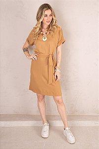 Vestido Alice Aveia