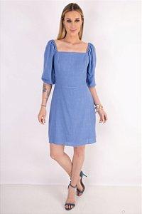 Vestido Tarsila Azul