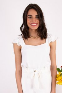 Regata Salamanca - Off White
