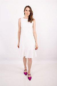 Vestido Vivian Off White