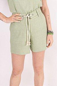 Short Tarsila Verde