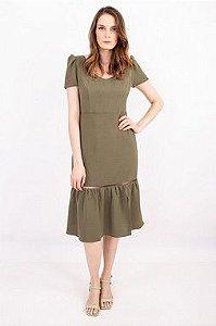 Vestido Midi Isabella Selva