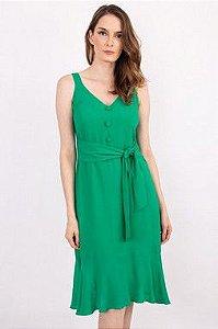 Vestido Midi Florença Verde