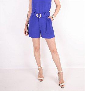 Shorts Ana Paula Mykonos Blue