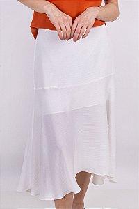 Saia Midi Yasmin - Off White