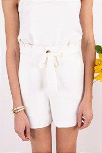 Shorts Hellen - Off White