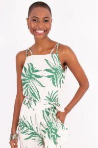 Regata New Tropical Green