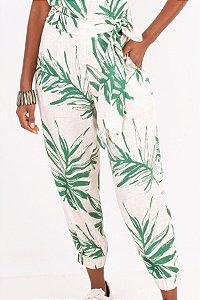 Calça New Tropical Green