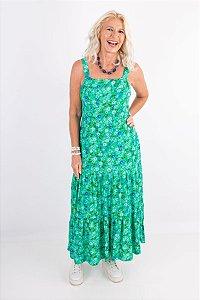 Vestido Liberty Verde