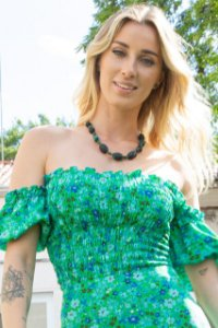 Blusa Liberty Verde