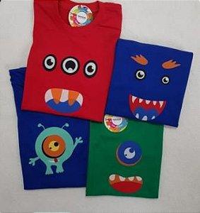 Camisetas MONSTRINHOS
