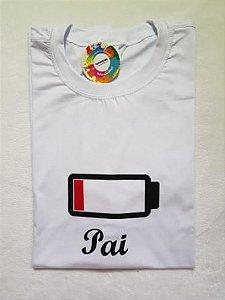 Camiseta PAI BATERIA