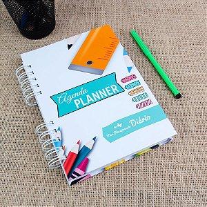 Agenda Planner | Selecione o Período | M17