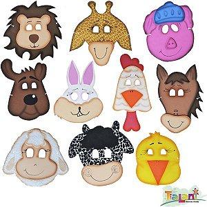 Máscara de Animais