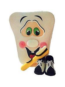 Mascote Dentinho