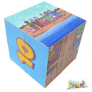 Cubo Magico Moises do Egito