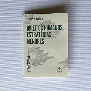 DIREITOS HUMANOS, ESTRATEGIAS MENORES - EDSON TELES