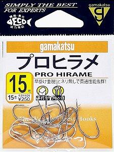 Anzol Gamakatsu Pro Hirame
