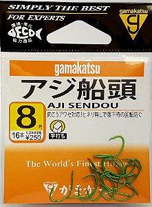 Anzol Gamakatsu Aji Sendou