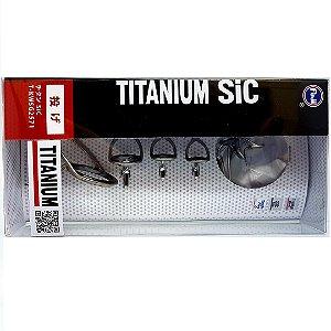 Passadores Fuji KW - Titanium SIC
