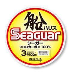 Linha Seaguar Fluorcarbon 100m
