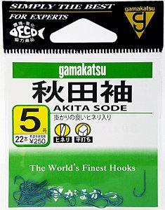 Anzol Gamakatsu Akita Sode