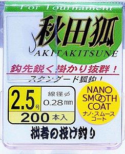 Anzol Gamakatsu Akita Kitsune Box