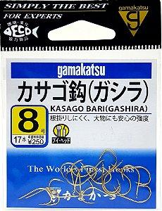 Anzol Gamakatsu Kasago Bari