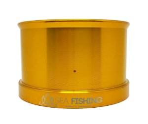 Bobina Reta em Alumínio Sea Fishing